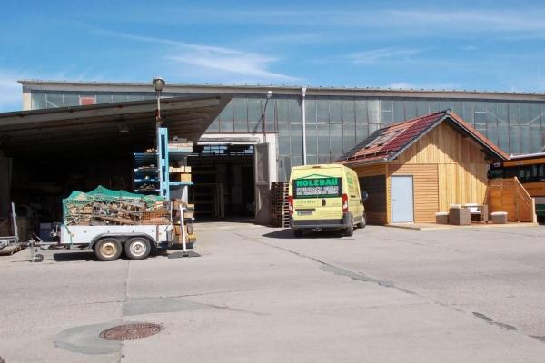 Werkhalle Holzbau Steinbach GmbH, Riesa