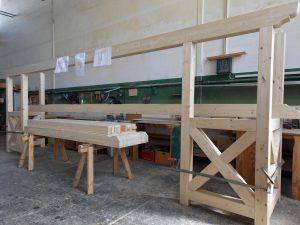 maßgenaue Anfertigung, Holzbau Steinbach GmbH, Riesa