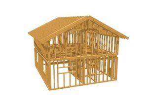 Holzhaus, Planung und Bau mit Holzbau-Steinbach GmbH