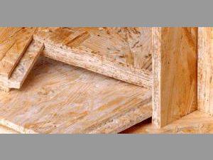 Holzwerkstoff OSB-Platte