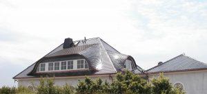 Unsere Projekte- Dachstuhl und Dachdeckung