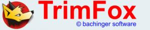 TrimFox Abbundprogramm, bachinger software