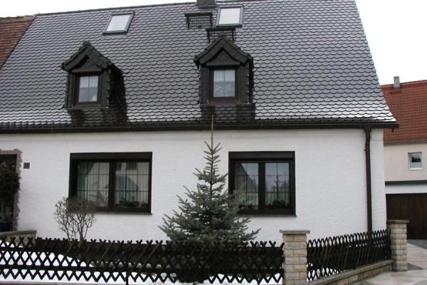 Dach EFH mit Erkern, Holzbau-Steinbach GmbH
