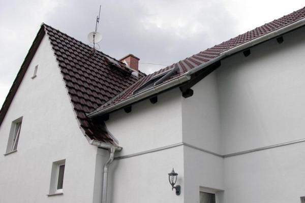 Dachdeckung mit Klempnerei, Holzbau-Steinbach Gmbh